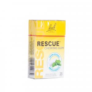 Rescue original chewing gum menta