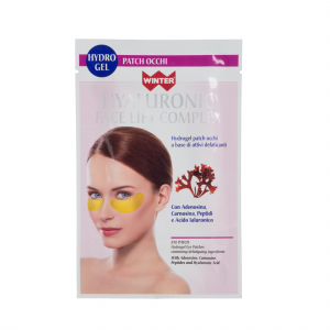 Winter hyaluronic patch occhiaie
