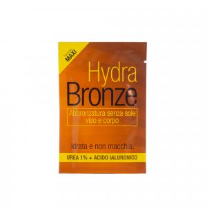 Hydra bronze autoabbronzante salvietta