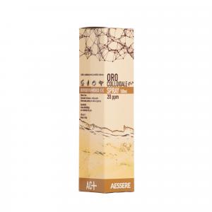 Oro colloidale plus spray 20ppm