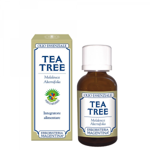 OLIO ESS. TEA TREE