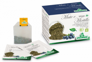 INFUSO BIO MATE MIRTILLO
