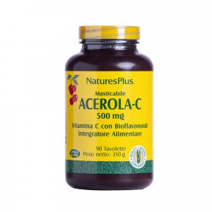 ACEROLA C MASTICABILE 500MG