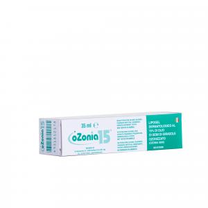 OZONIA 15 LIPOGEL OZONO