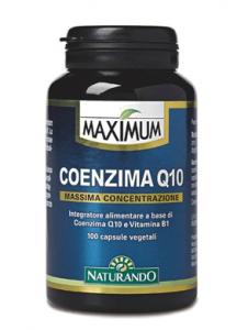 MAXIMUM COENZIMA Q10