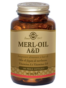 MERL OIL A D