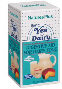 YES TO DAIRY