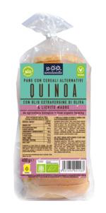 PANE BAULETTO QUINOA