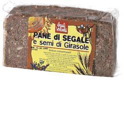 PANE INTEGRALE SEGALE GIRASOLE