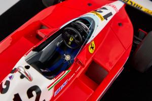 Ferrari 312 T3 N.12 Canada Gp 1978 Winner Gilles Villeneuve 1/18 Looksmart