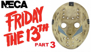 FRIDAY 13th part 5 JASON Mask Replica by Neca