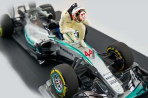 Winner USA Gp 2015 Mercedes AMG Petronas L. Hamilton 1/18 Minichamps