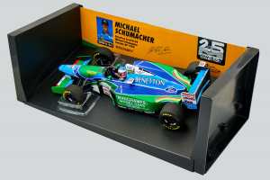 Benetton Ford B194 Michael Schumacher German Gp 1994 1/18 Minichamps