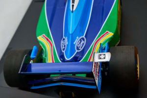 Benetton Ford B194 M. Schumacher World Champion 1994 Australian Gp 1/18 Minichamps