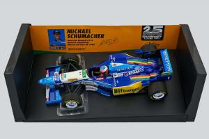 Benetton Reanault B195 M. Schumacher Winner German Gp 1995 1/18 Minichamps