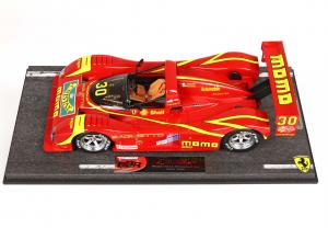 Ferrari 333 SP 1994 Momo IMSA 1994 Watkins Glen Moretti - Salazar Ltd 150 Pcs 1/18 Bbr