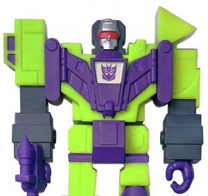 *PREORDER* Transformers ReAction Action Figure: DEVASTATOR by Super7