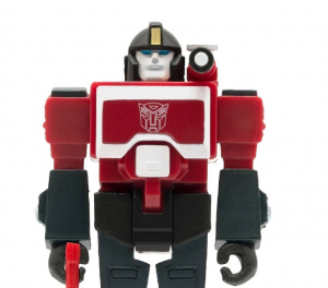 *PREORDER* Transformers ReAction Action Figure: PERCEPTOR by Super7