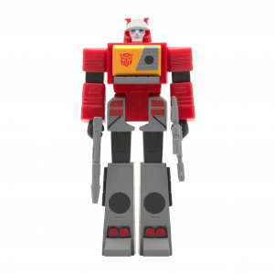*PREORDER* Transformers ReAction Action Figure: BLASTER by Super7