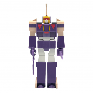 *PREORDER* Transformers ReAction Action Figure: BLITZWING by Super7