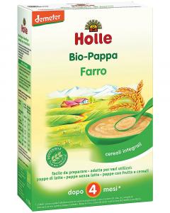 PAPPA DI FARRO INTEGRALE