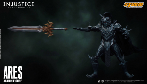 *PREORDER* Injustice God Among Us Action Figure: ARES by Storm Collectibles