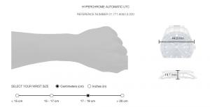 Rado HyperChrome UTC R32050203