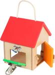 Casa delle chiusure compatta