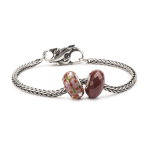 Beads Trollbeads, Diaspro Rosso