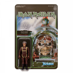 *PREORDER* Iron Maiden ReAction: ACE HIGH by Super7