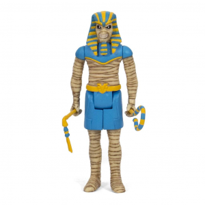 *PREORDER* Iron Maiden ReAction Action Figure: POWERSLAVE by Super7