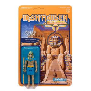 *PREORDER* Iron Maiden ReAction: POWERSLAVE by Super7