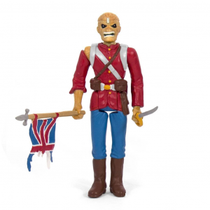 *PREORDER* Iron Maiden ReAction Action Figure: THE TROOPER by Super7