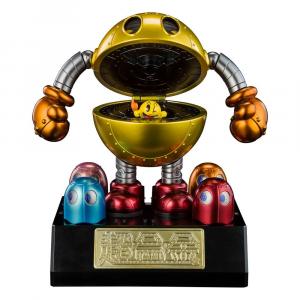 *PREORDER* Pac-Man Action Figure: PAC-MAN CHOGOKIN by Bandai Tamashii