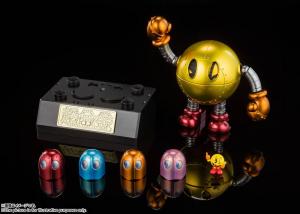 *PREORDER* Pac-Man: PAC-MAN CHOGOKIN by Bandai Tamashii