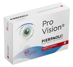PRO VISION PIERPAOLI INTEGRATORE VISTA 60 COMPRESSE