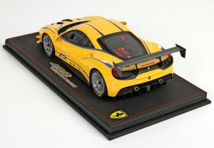 Ferrari 488 Challenge Finali Mondial Daytona Car No. 25 Limited 99 Pcs With Case 1/18 Bbr