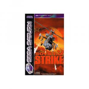 Soviet Strike - USATO - Saturn