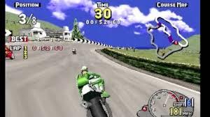 Manx TT Super Bike - Usato - Saturn