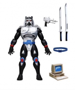 *PREORDER* Teenage Mutant Ninja Turtles Action Figure: CHROME DOME by Neca
