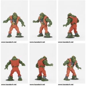 *PREORDER* Teenage Mutant Ninja Turtles Action Figure: MUCKMAN by Neca