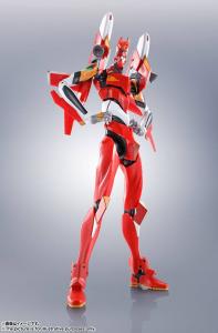 *PREORDER* Neon Genesis Evangelion Action Figure:  ROBOT SPIRITS EVA-02 by Bandai Tamashii