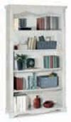 Libreria H210 in legno, laccato Consumato