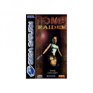 Tomb Raider - Usato - Saturn