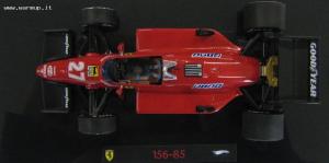 Ferrari 156-85  Elite Hot Wheels 1/43 Die Cast Model