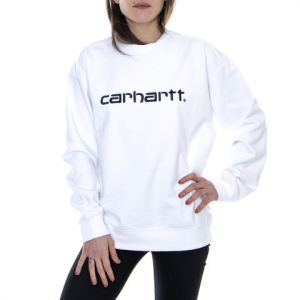 Felpa Carhartt W Sweat