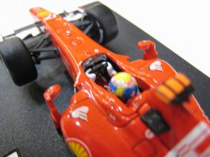 Ferrari F10 Bahrain Gp Edition Hot Wheels Racing 1/43 Die Cast Model  F. MASSA
