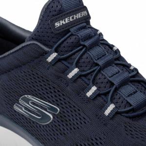 Scarpe Skechers - Louvin 232186/NVY Navy