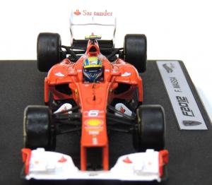 Ferrari F2012 F. Massa 1/43 Die Cast Model