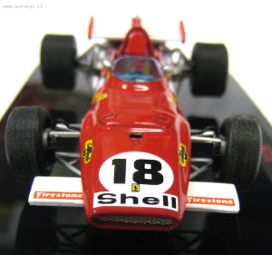 Ferrari 312B 1/43 Elite Hot Wheels Die cast Model #18